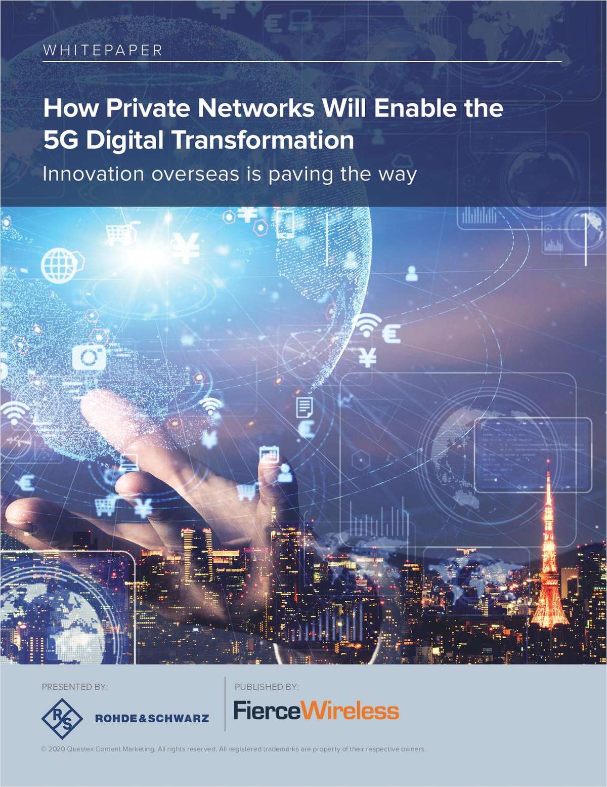 How Private Networks Will Enable the 5G Digital Transformation