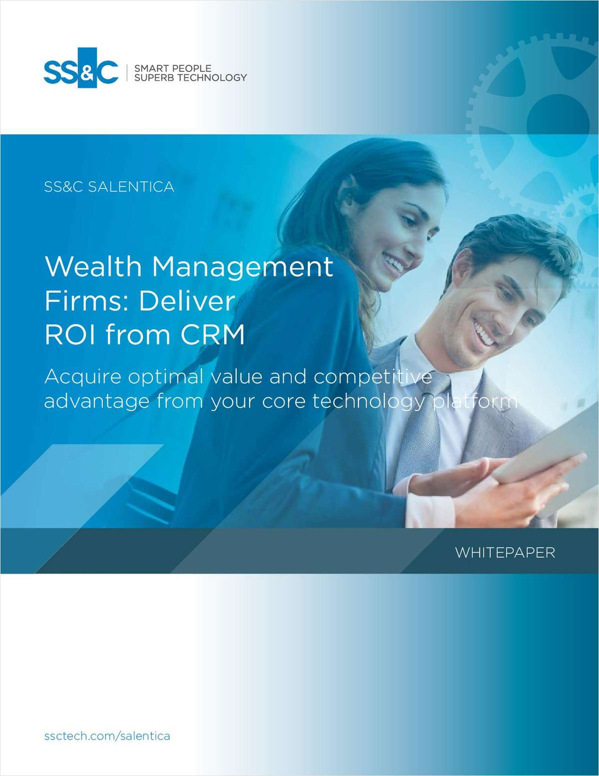 Wealth Management Firms: Deliver ROI from CRM