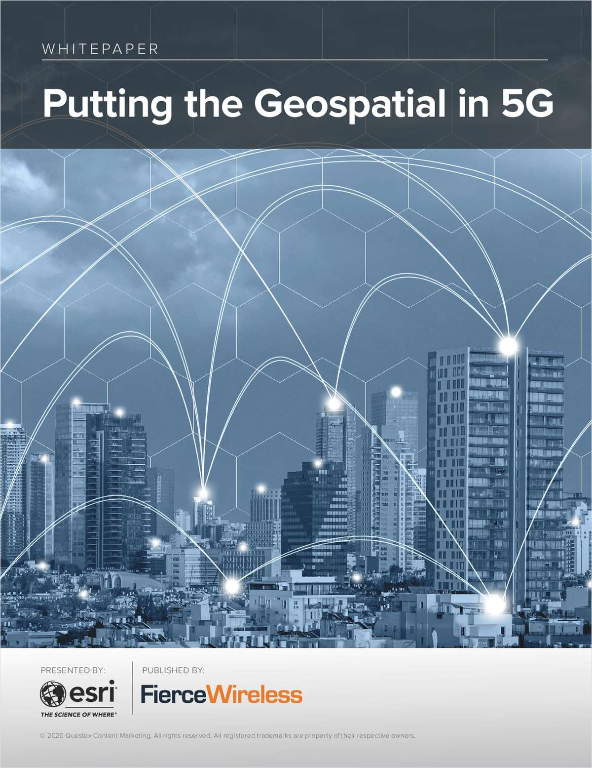 Putting the Geospatial in 5G