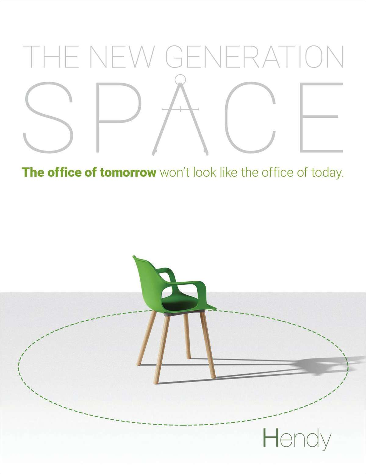 The New Generation Space: The Office of Tomorrow Won't Look Like the Office of Today