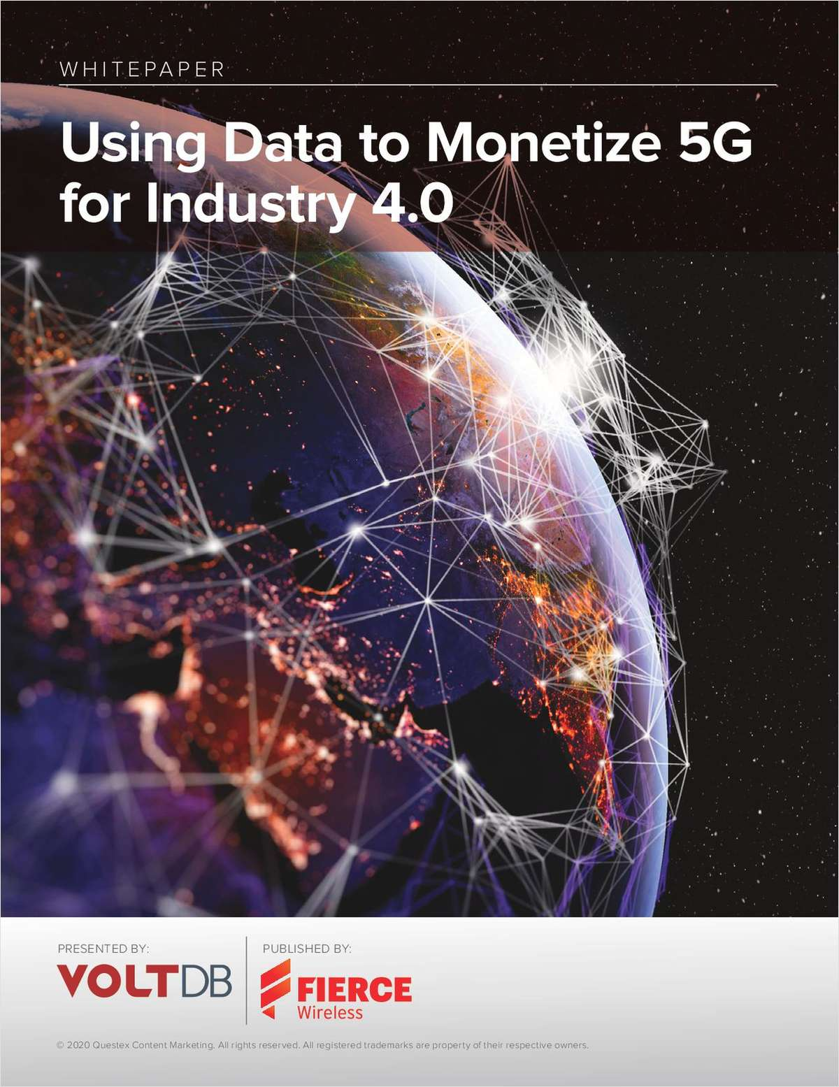 Using Data to Monetize 5G for Industry 4.0