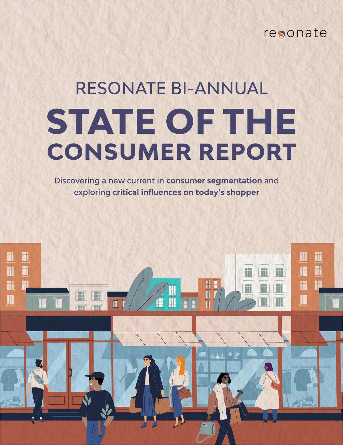 Resonate Bi-Annual State of the Consumer Report: 2H 2019
