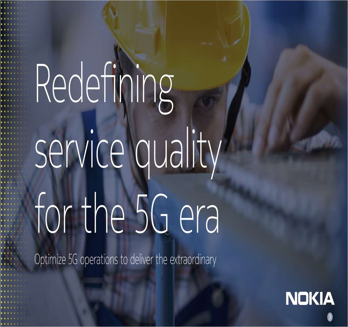 Redefining service quality for the 5G era
