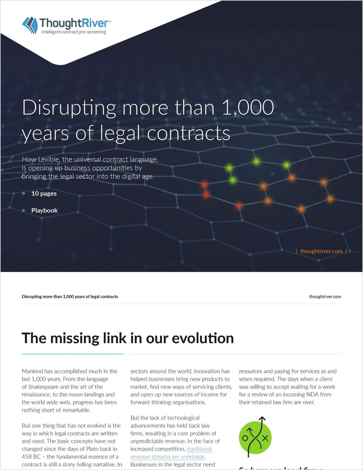 How a New Contract Language is Disrupting 1000+ Years of Legal Agreements