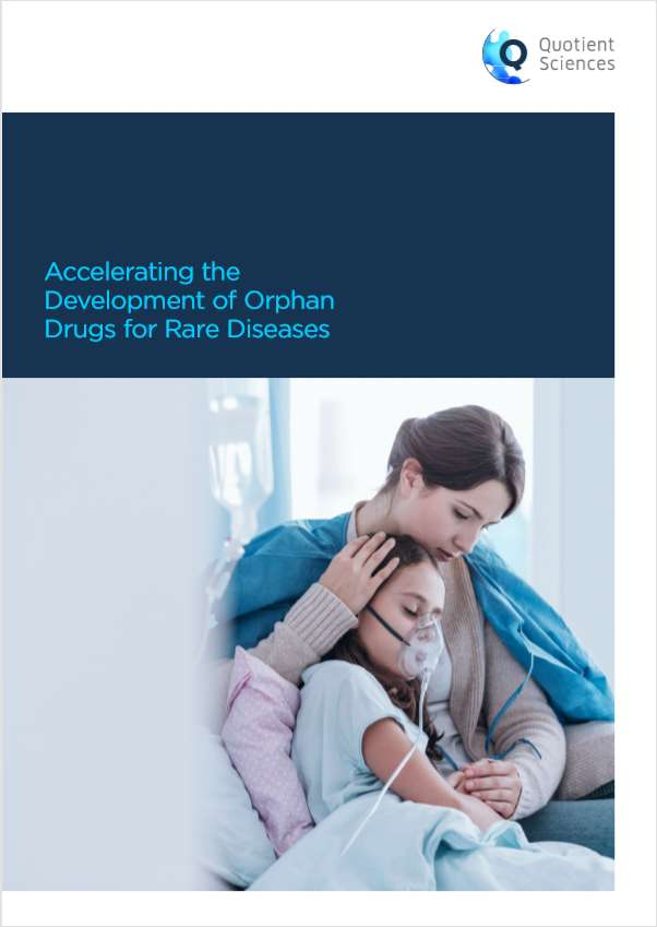 Accelerating the Development of Orphan Drugs for Rare Diseases