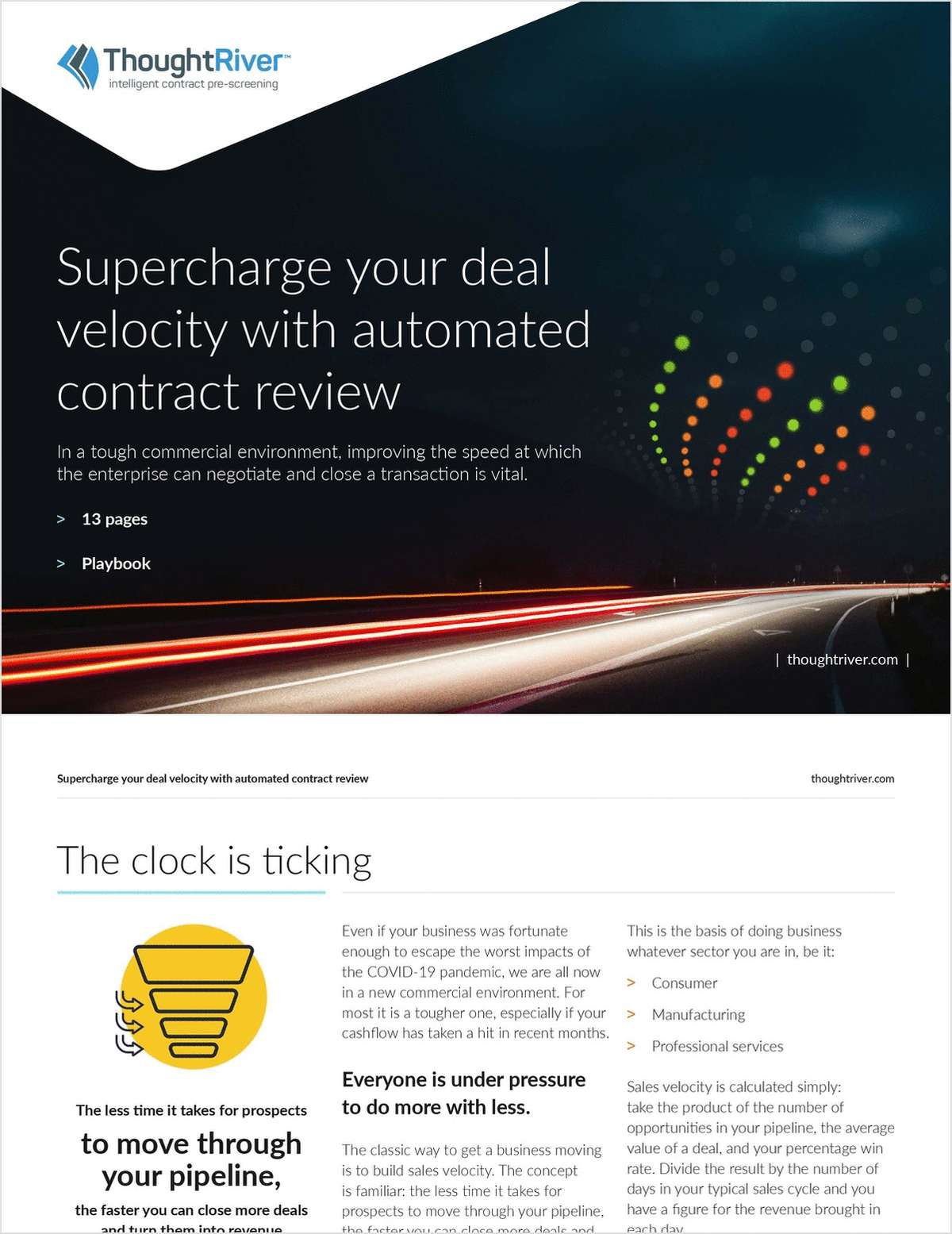 Supercharging Your Deal Velocity with Automated Contract Review