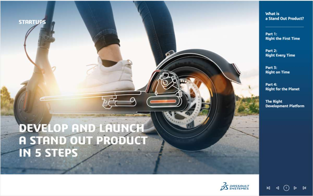 The 5 Critical Steps in Developing and Launching Game-Changing Products