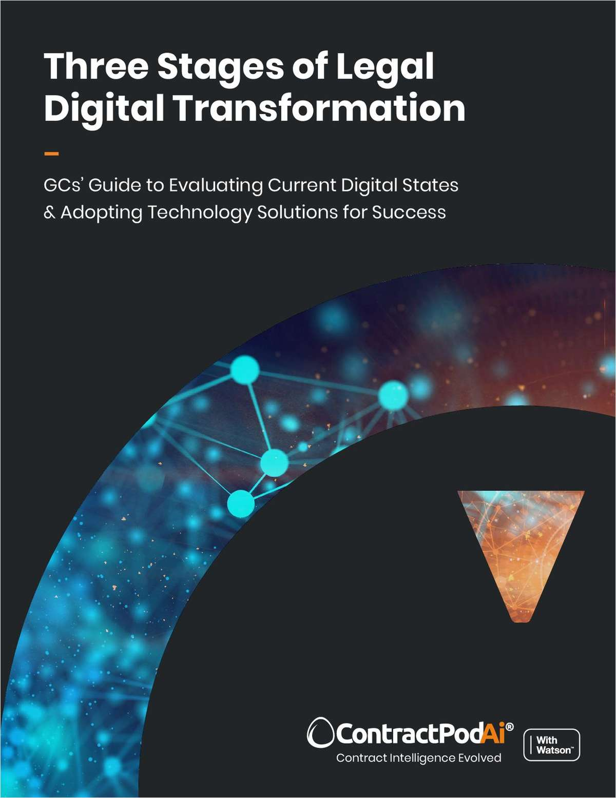 Three Stages of Legal Digital Transformation