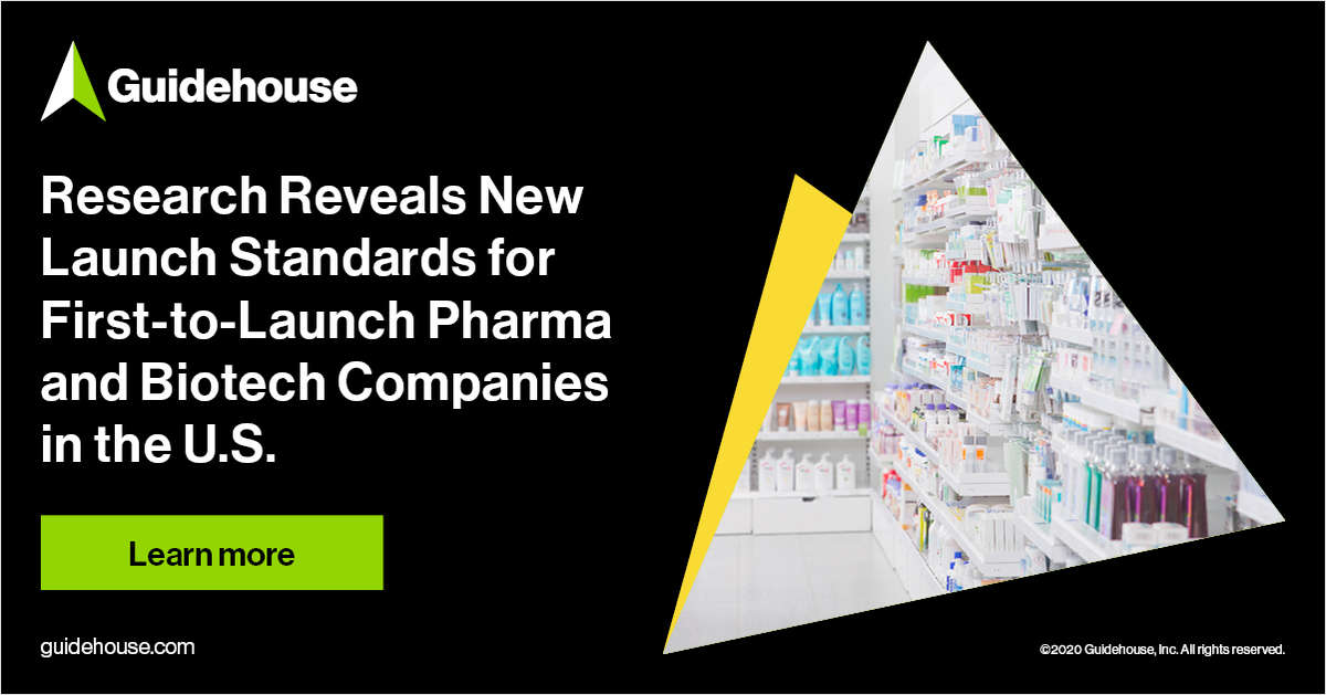 Research Reveals New Launch Standards for First-to-launch Pharma and Biotech Companies