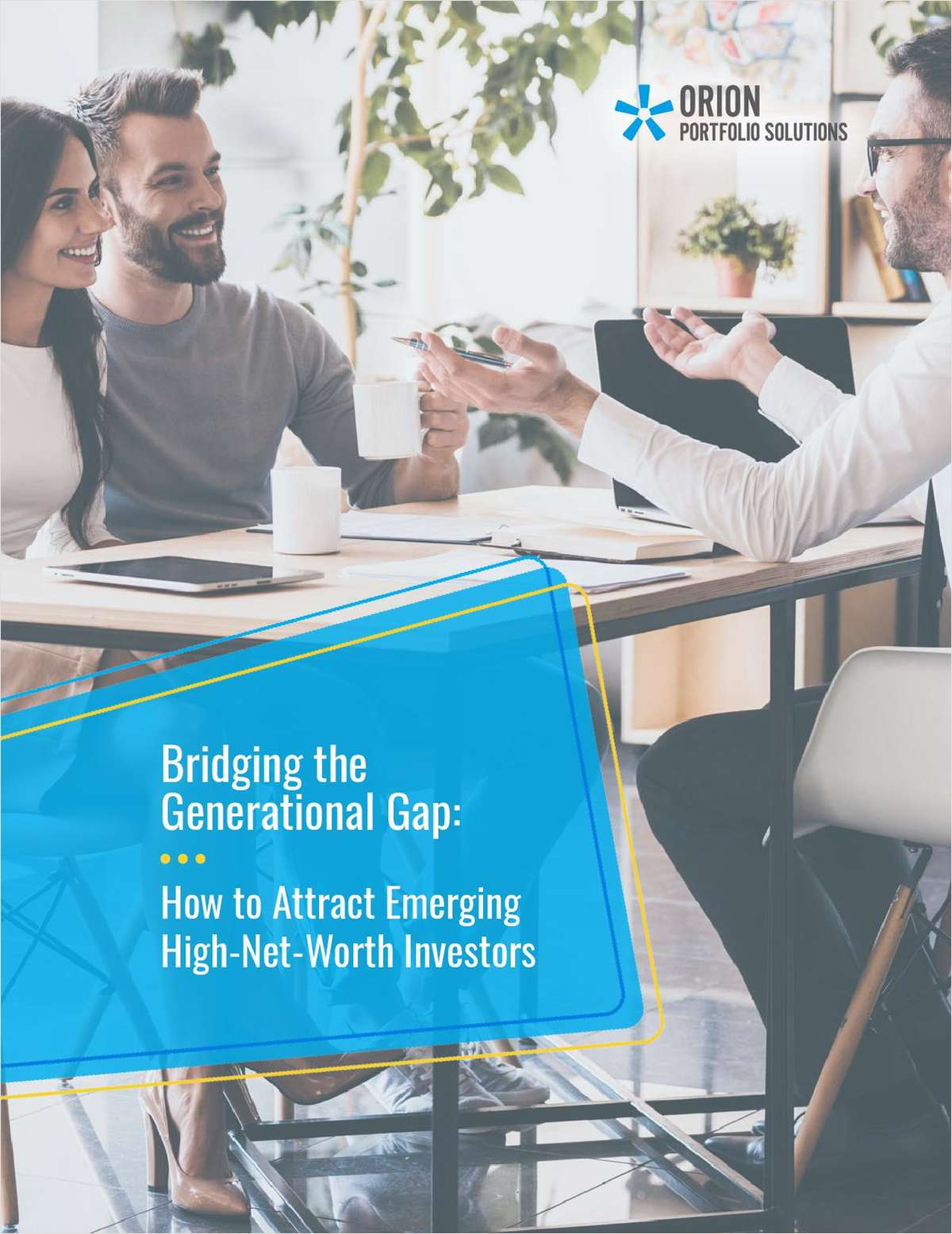 Bridging the Generational Gap: How to Attract Emerging High-Net-Worth Investors