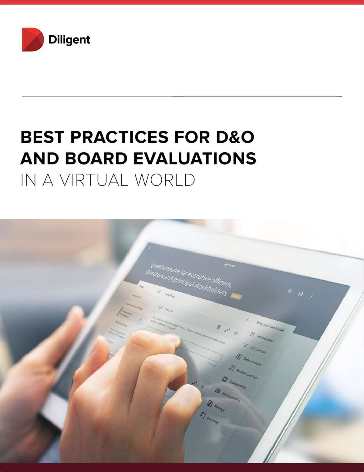 Best Practices For D&O and Board Evaluations In A Virtual World