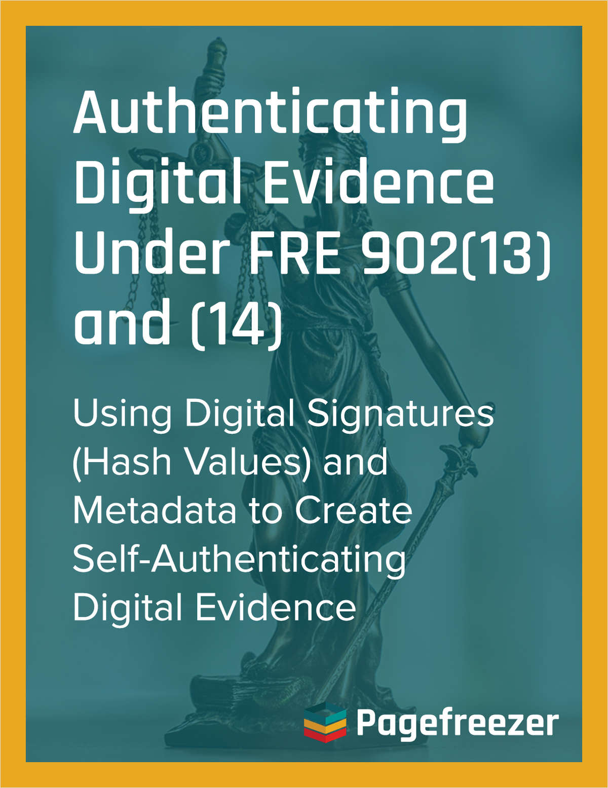 Authenticating Digital Evidence Under FRE 902(13) and (14)