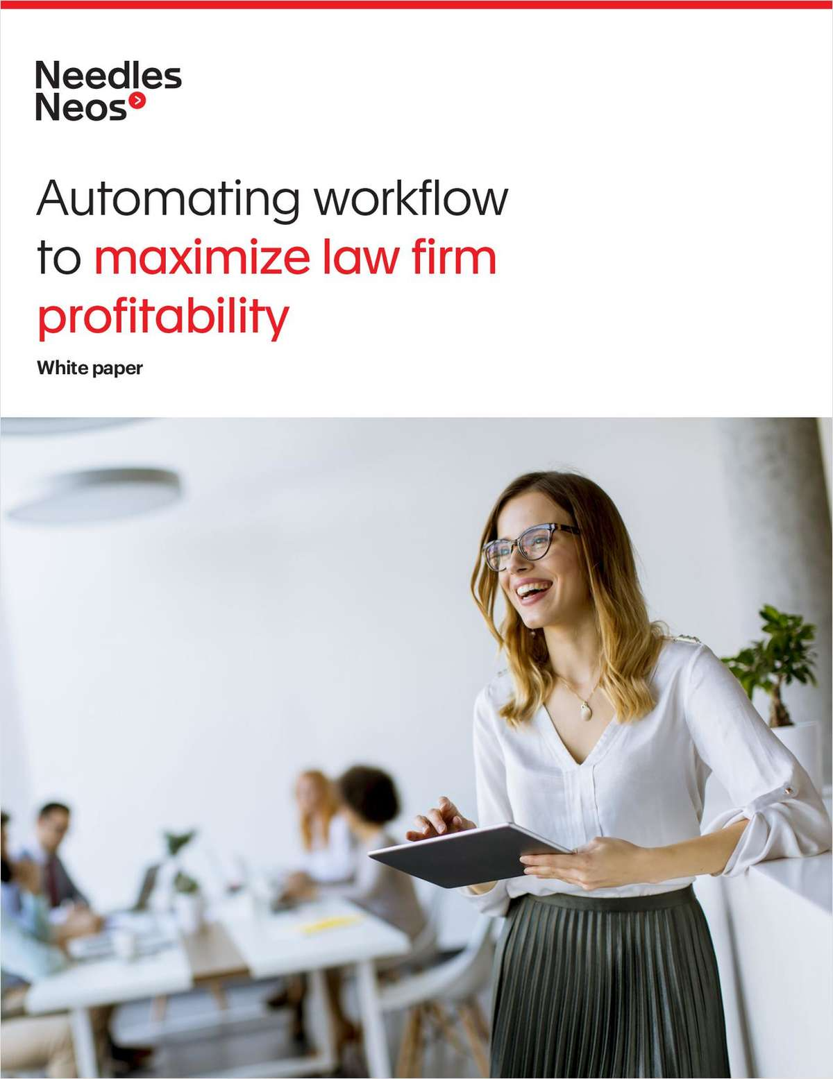Automating Workflow to Maximize Law Firm Profitability