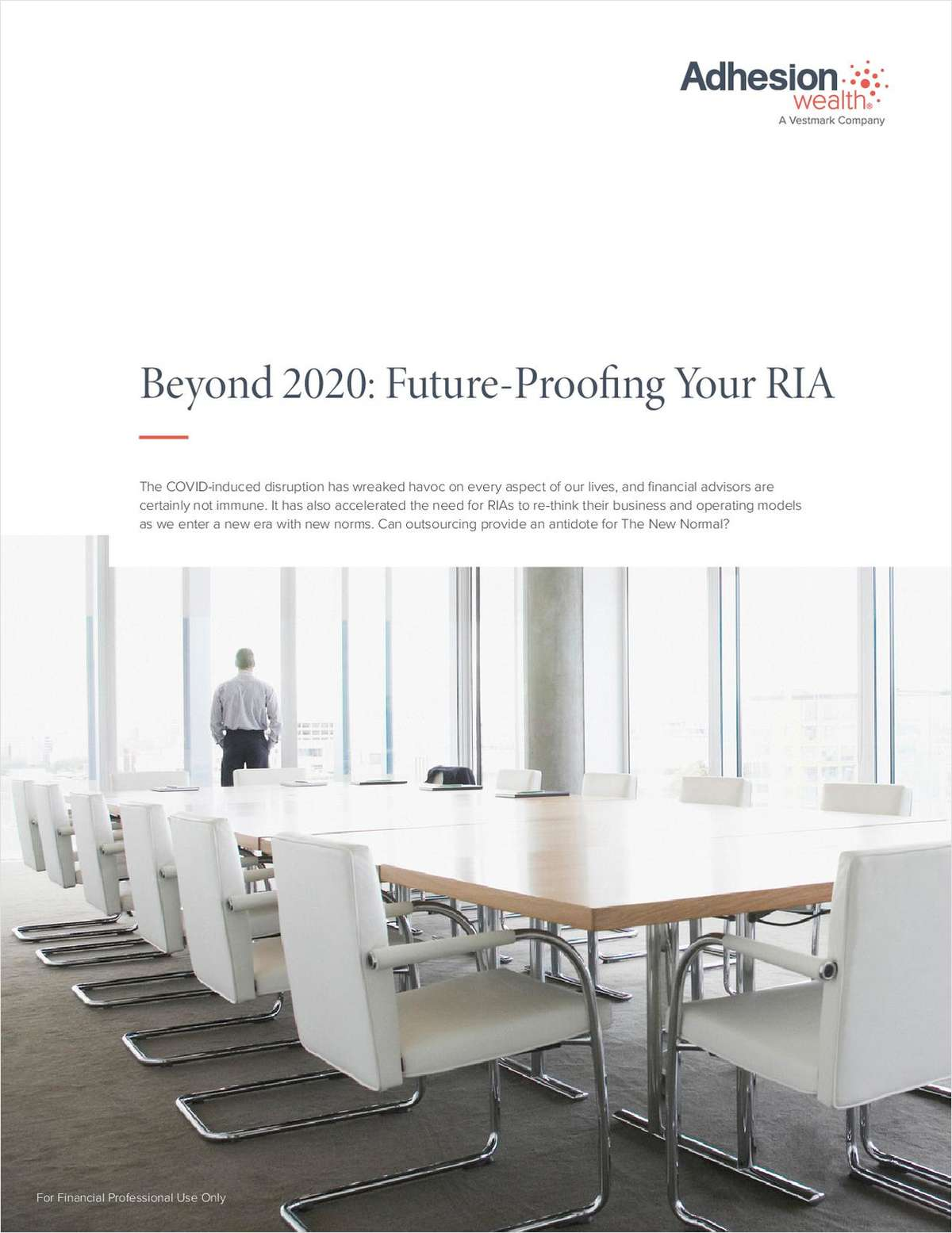 Beyond 2020: Future-Proofing Your RIA