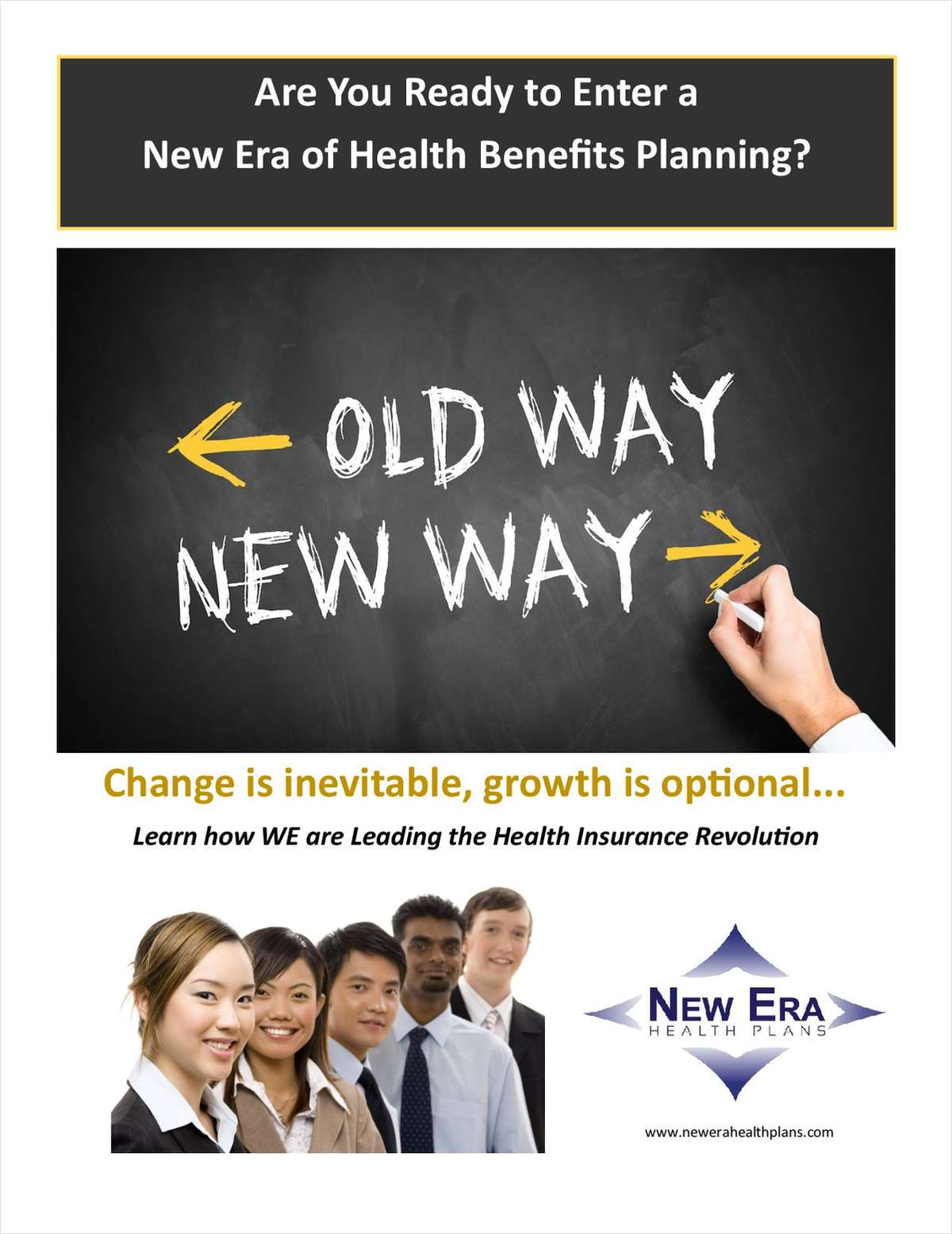 Are You Ready to Enter a New Era of Health Benefits Planning?