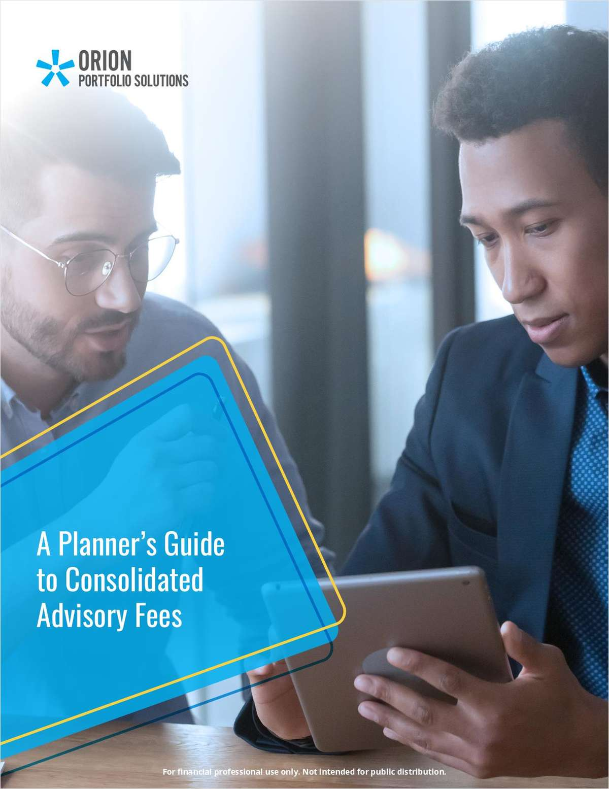 A Planner's Guide to Consolidated Advisory Fees