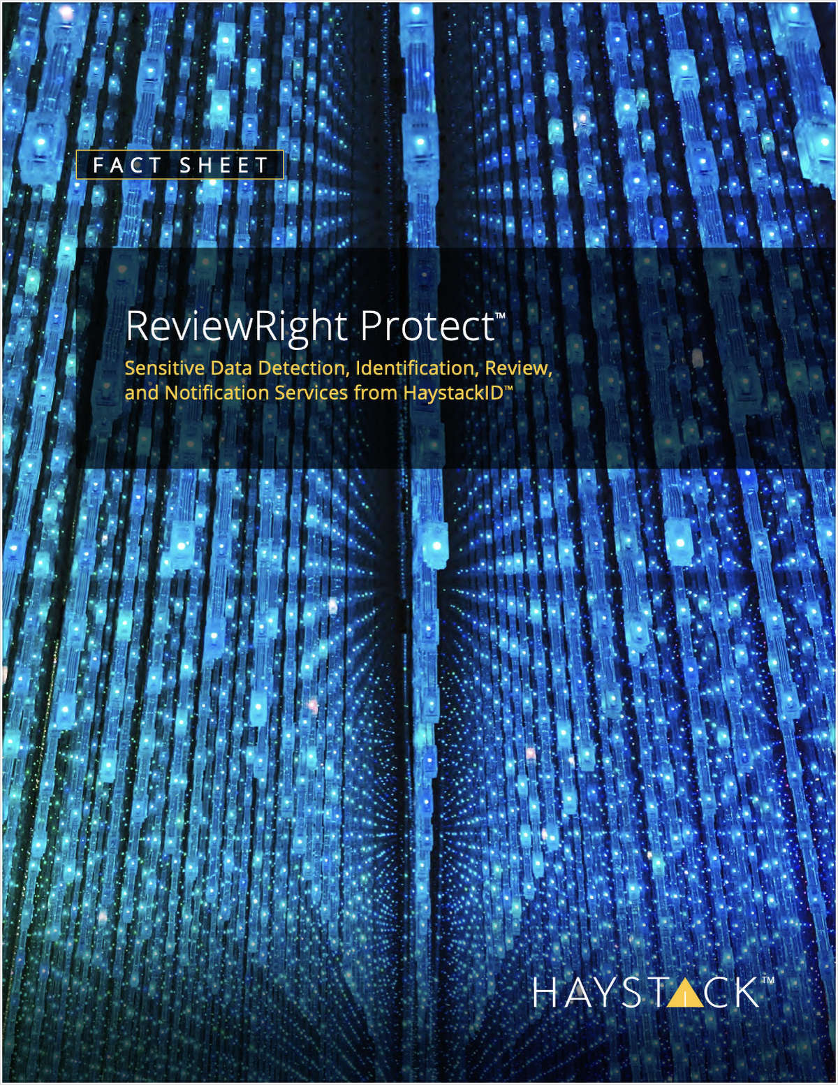 Post-Data Breach Incident Responses: Sensitive Data Discovery and Review with ReviewRight Protect™