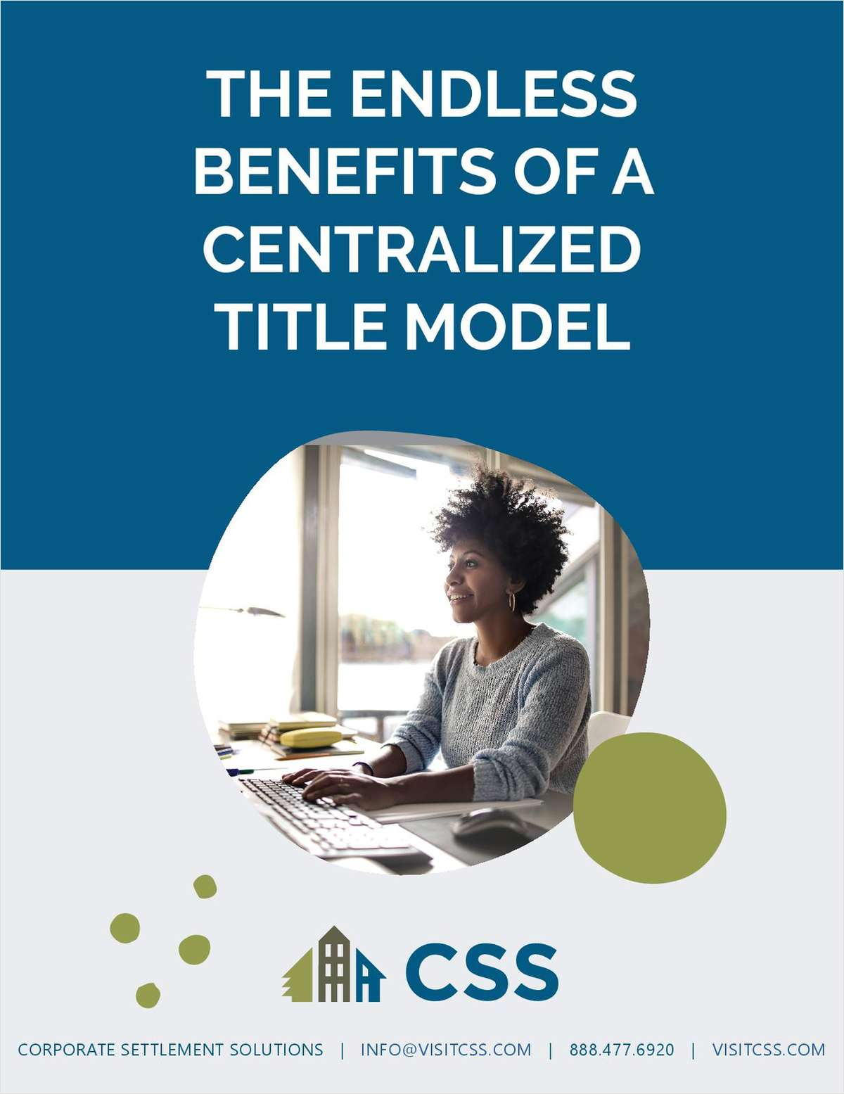 The Endless Benefits of a Centralized Title Model