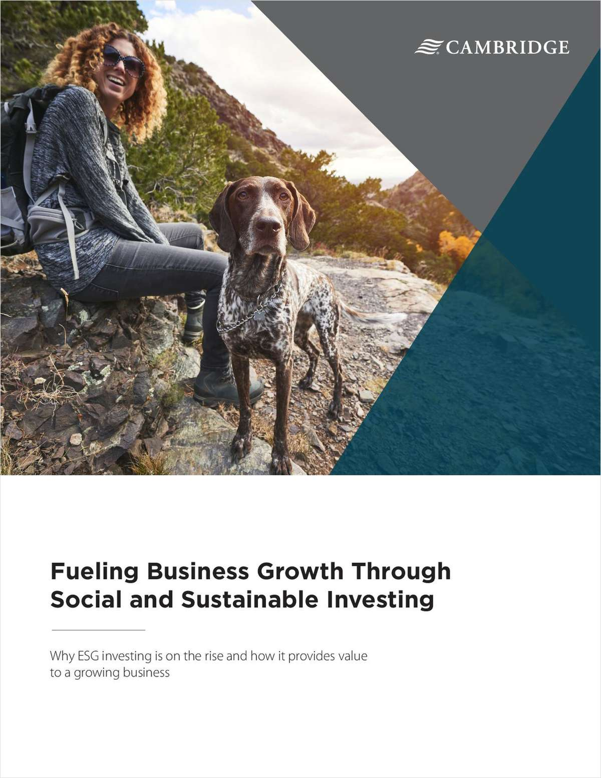 Fueling Business Growth Through Social and Sustainable Investing