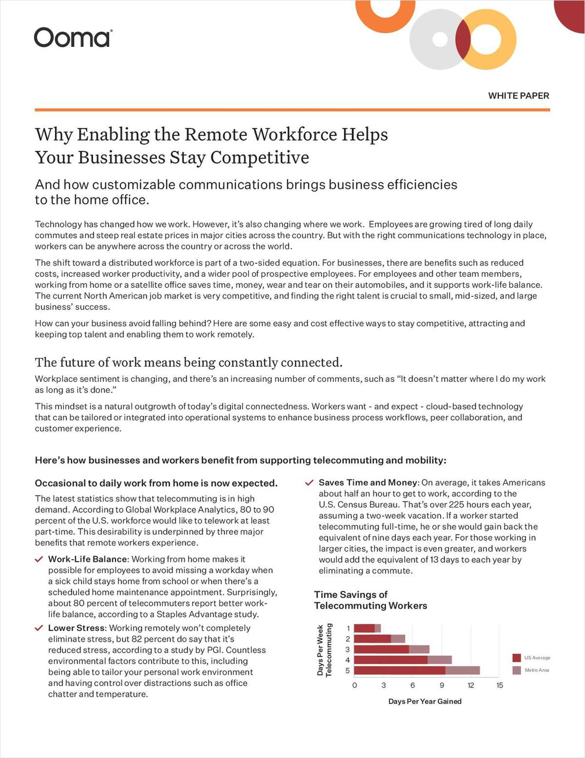 Improve Remote Worker Productivity and Help Your Firm Thrive