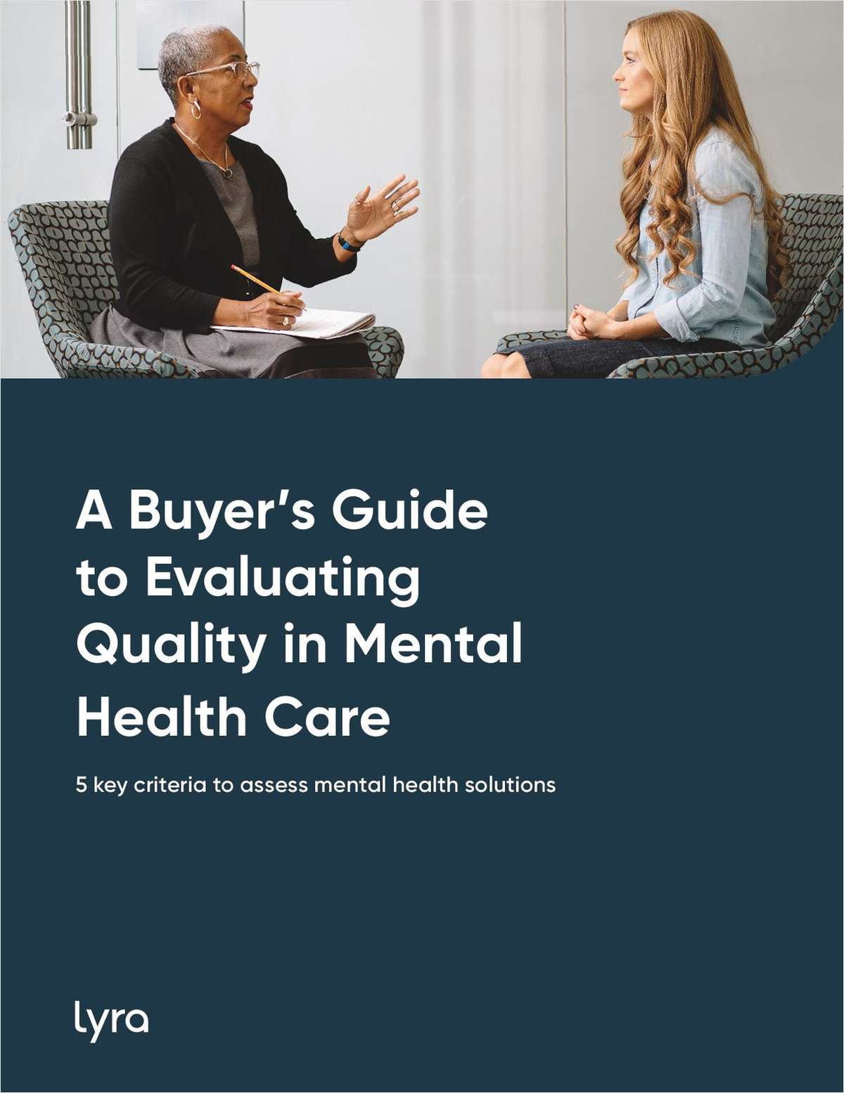 A Buyer's Guide to Evaluating Quality in Mental Health Care