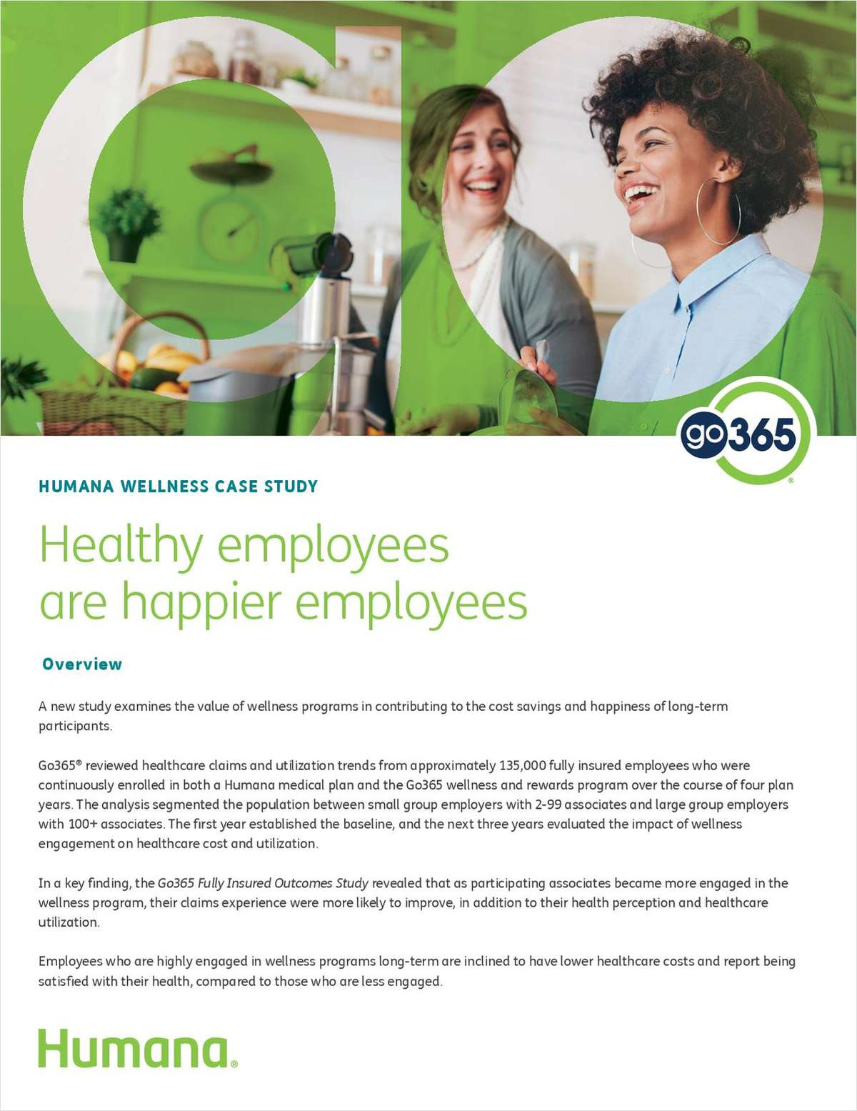 Show Clients Why Healthy Employees Are Happier Employees
