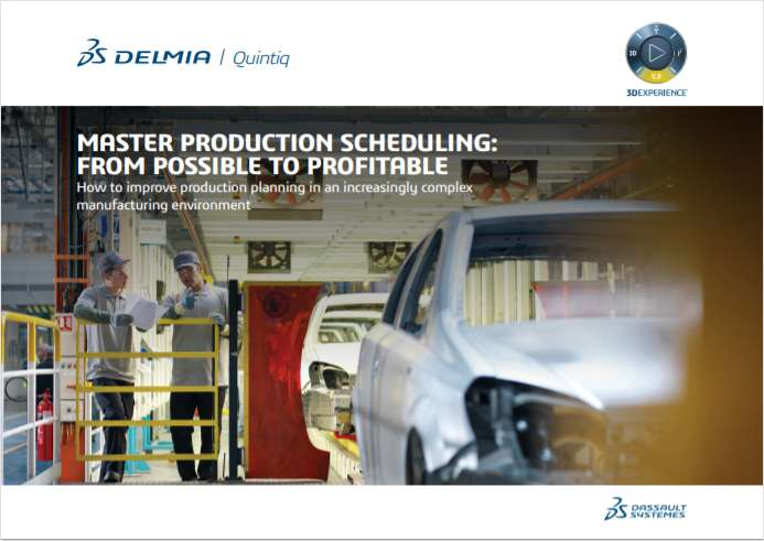 Master Production Scheduling: From Possible to Profitable