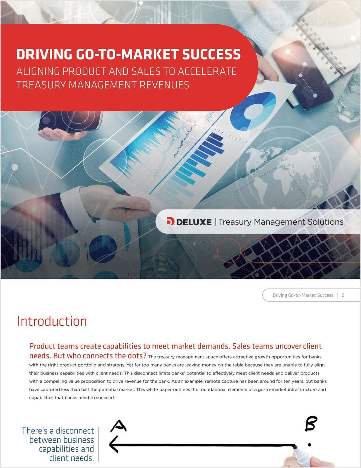 How to Align Product & Sales to Accelerate Treasury Management Revenues