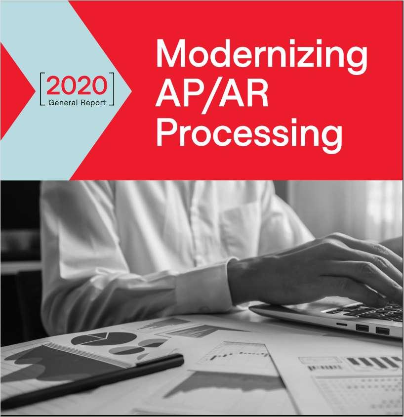 Modernizing AP/AR Processing