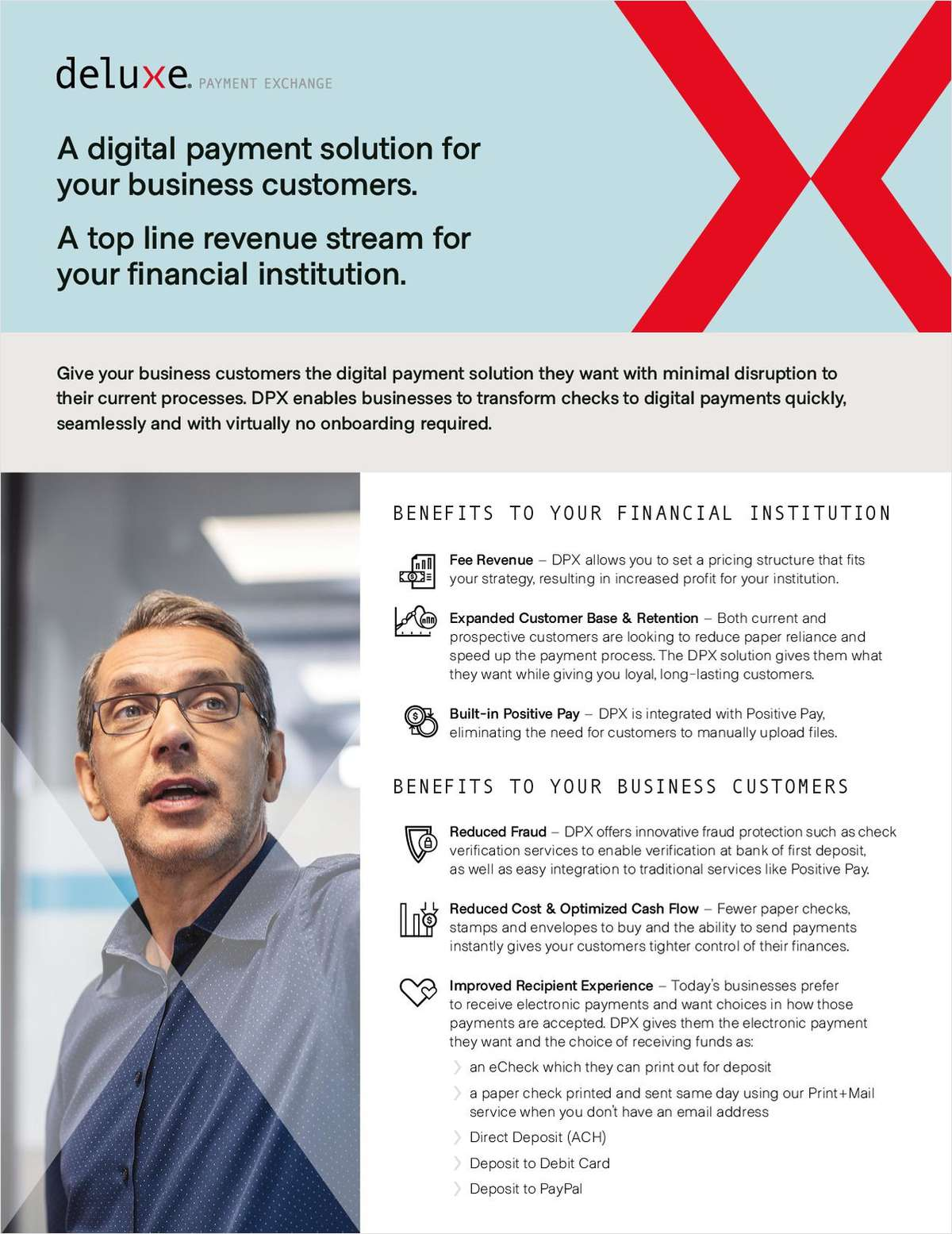 Whitepaper: DPX Reseller with Advisory Services Overview
