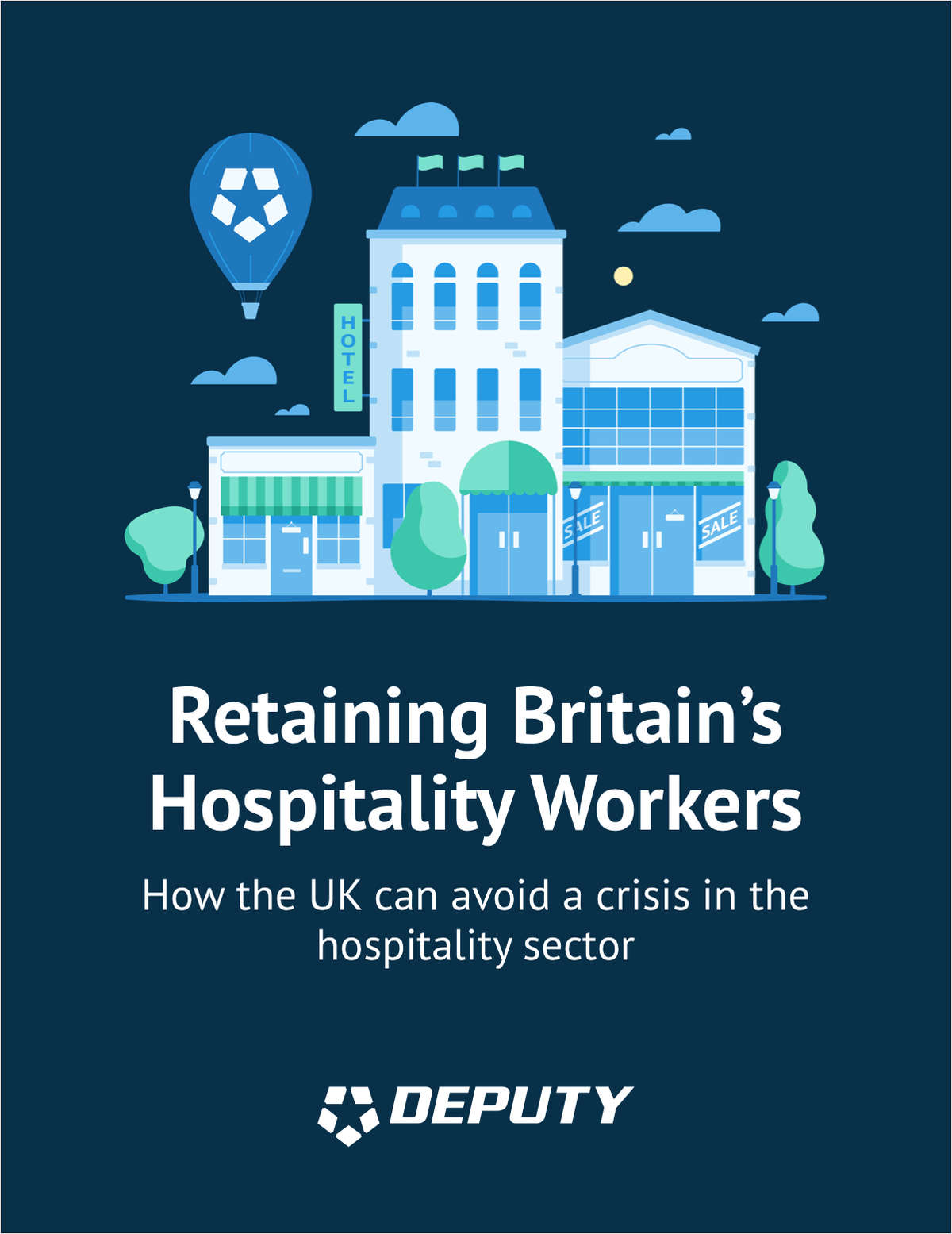 Retaining Britain's Hospitality Workers