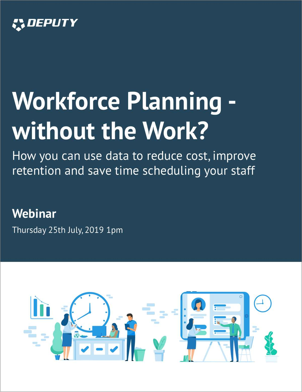 Workforce Planning - Without the Work?