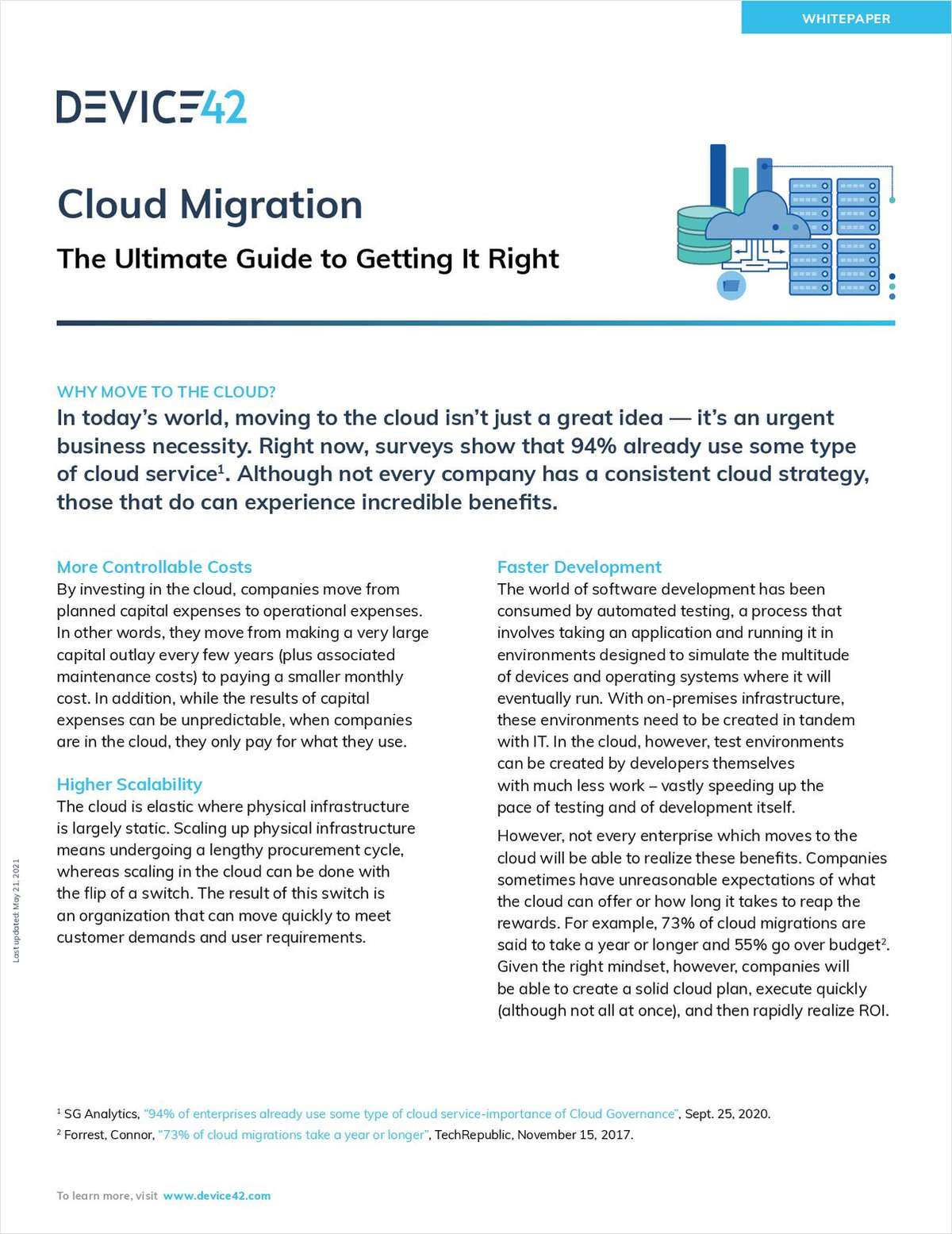 Cloud Migration: The Ultimate Guide to Getting it Right