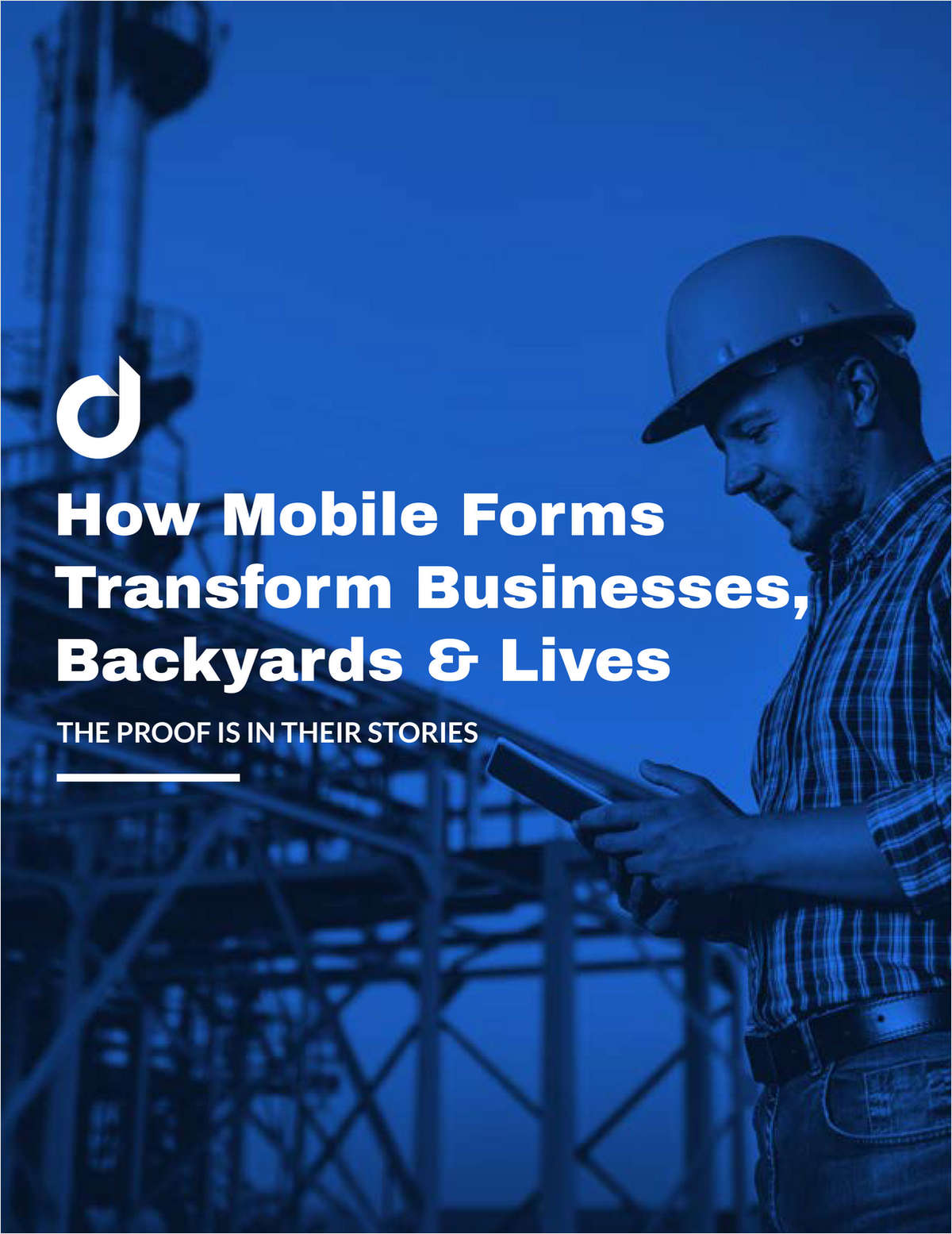 How Mobile Forms Transform Businesses, Backyards, and Lives