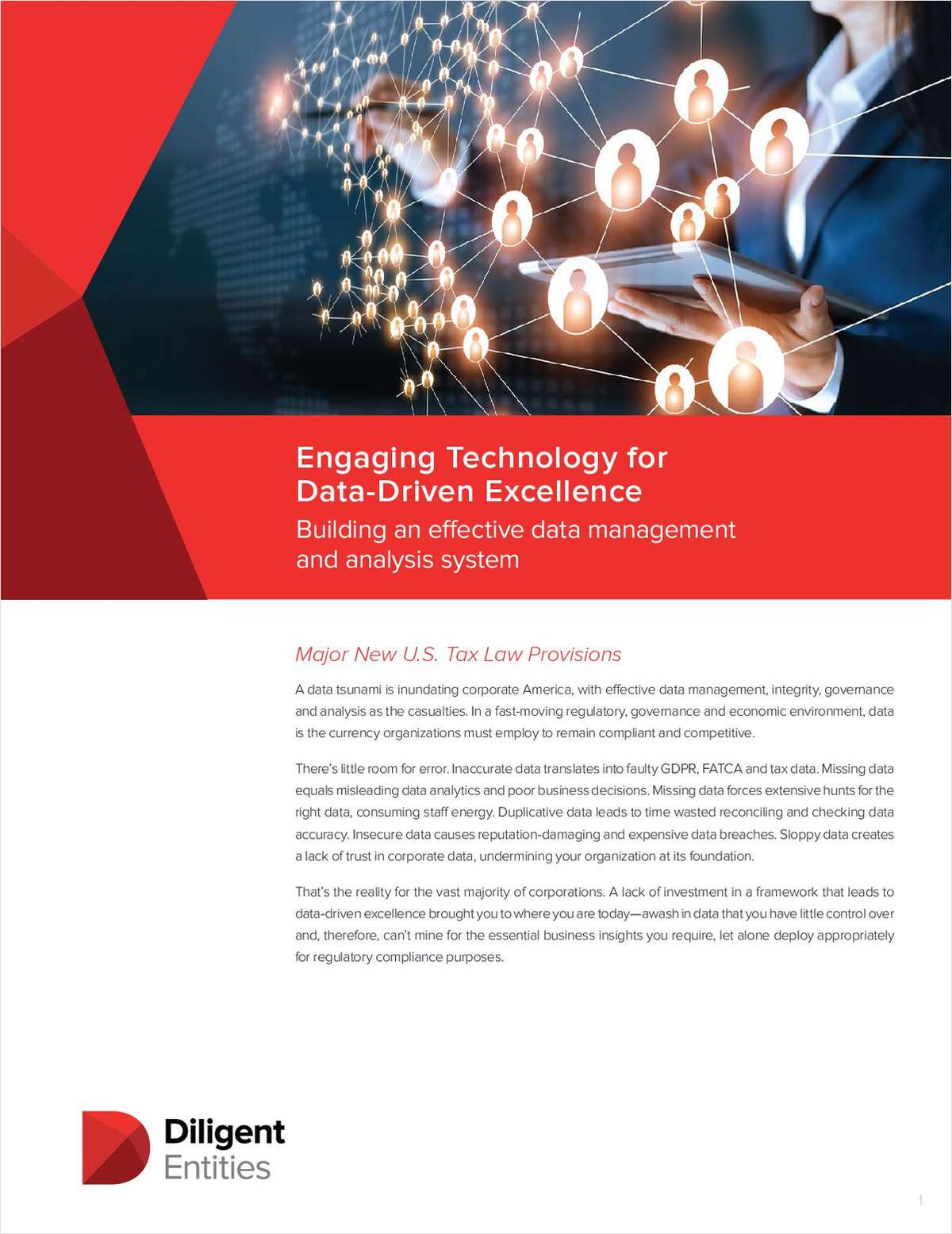 Engaging Technology for Data-Driven Excellence