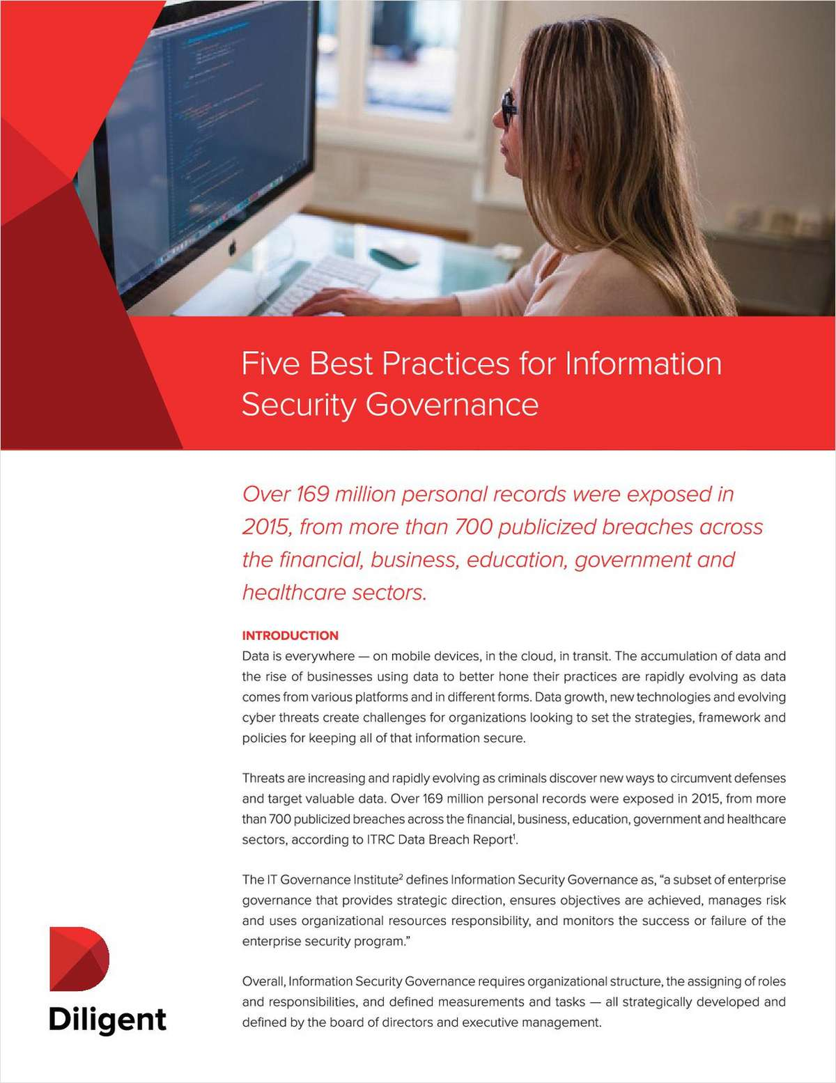 5 Best Practices for Information Security Governance