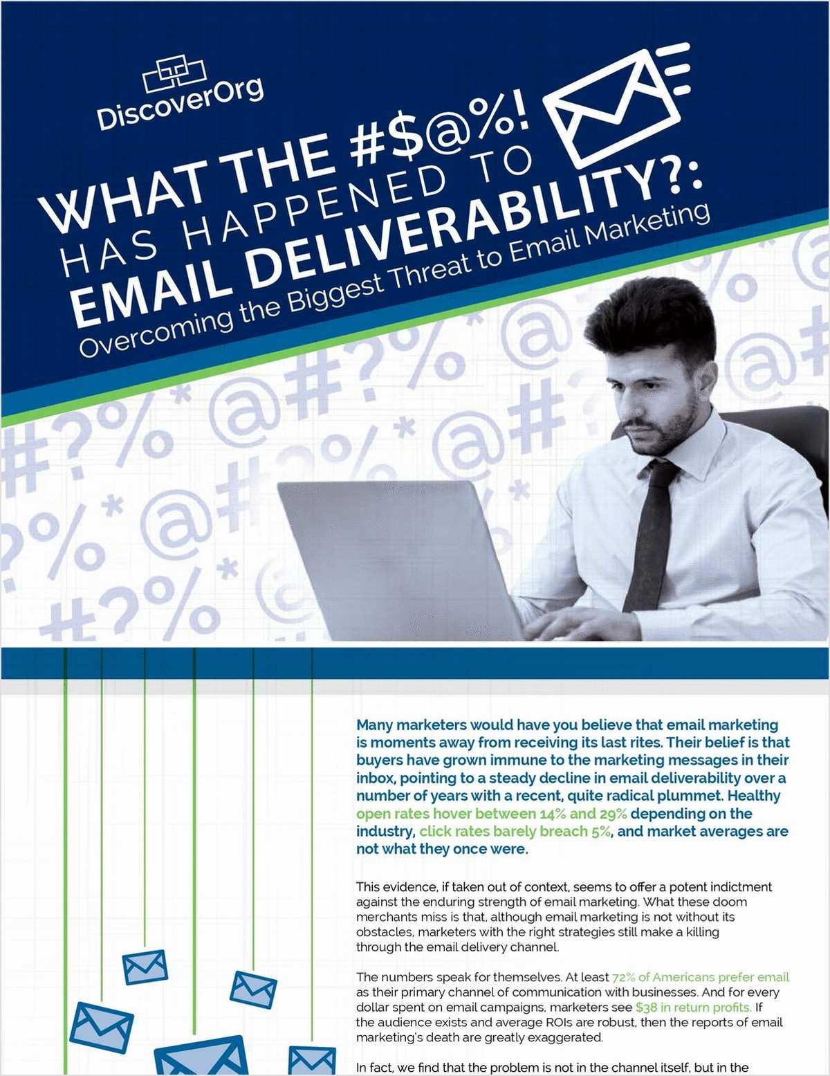 What the #$@%! Has Happened to Email Deliverability