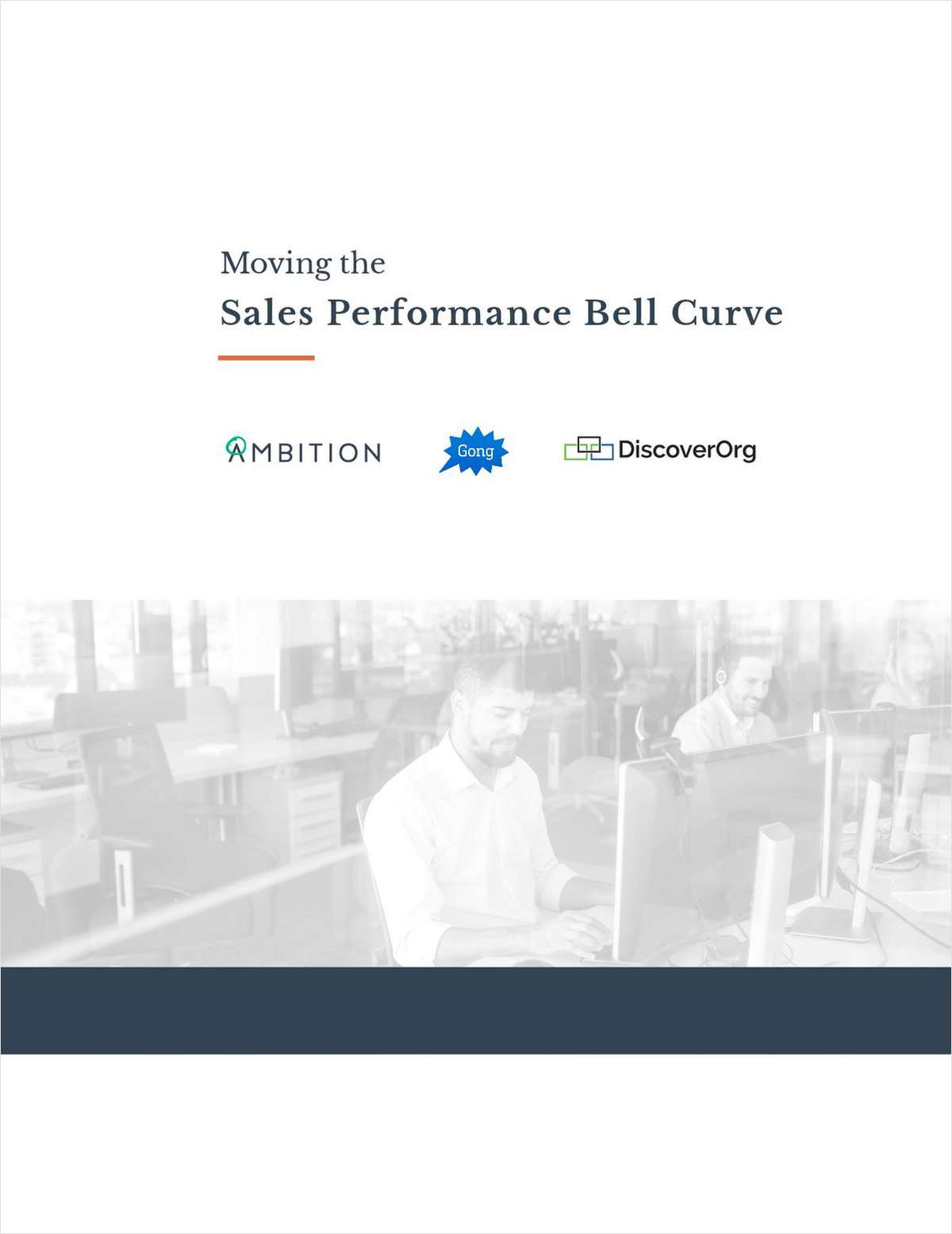 Moving the Sales Performance Bell Curve