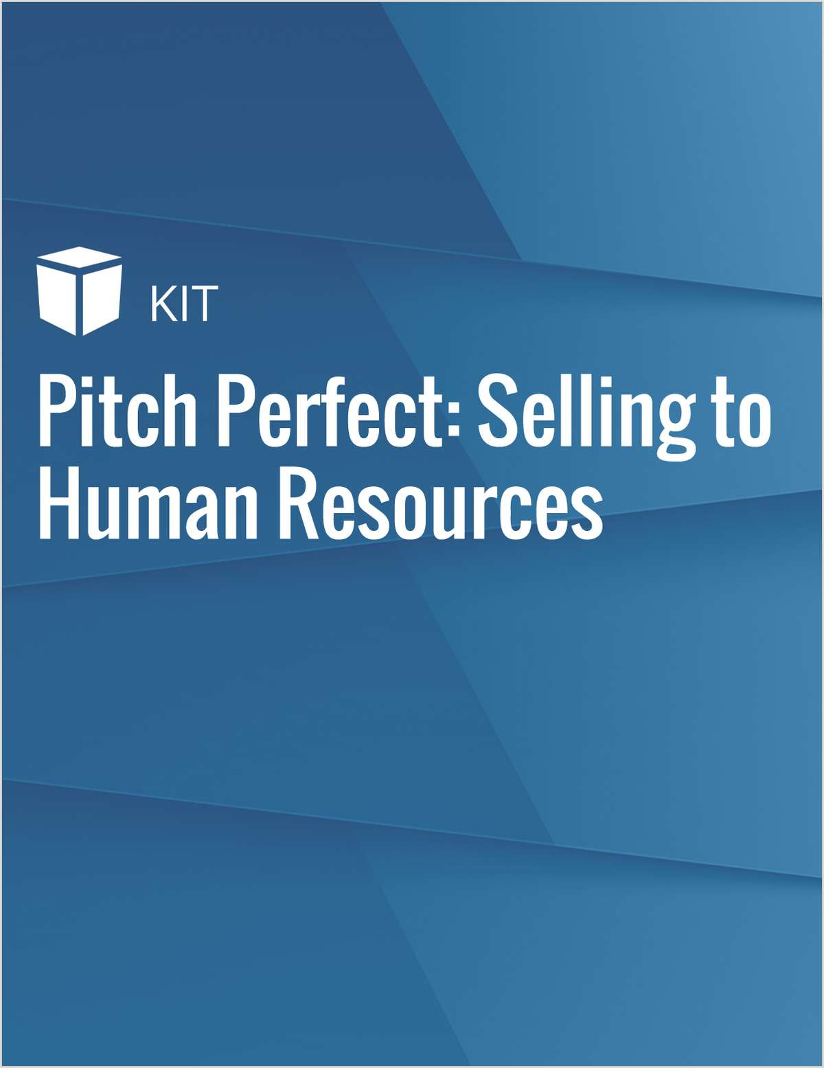 Pitch Perfect: Selling to Human Resources