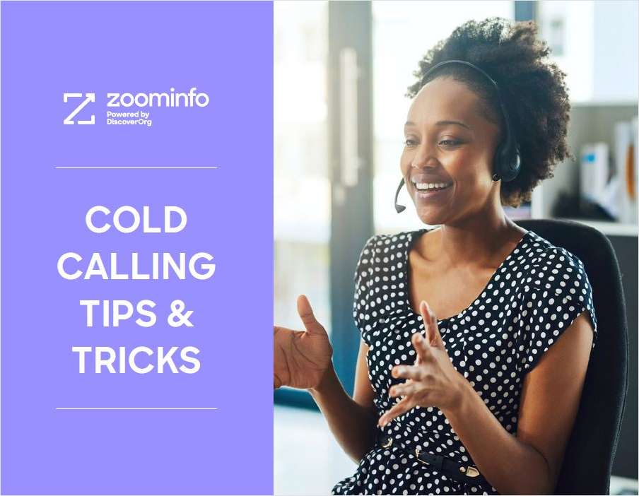 Cold Calling Tips & Tricks