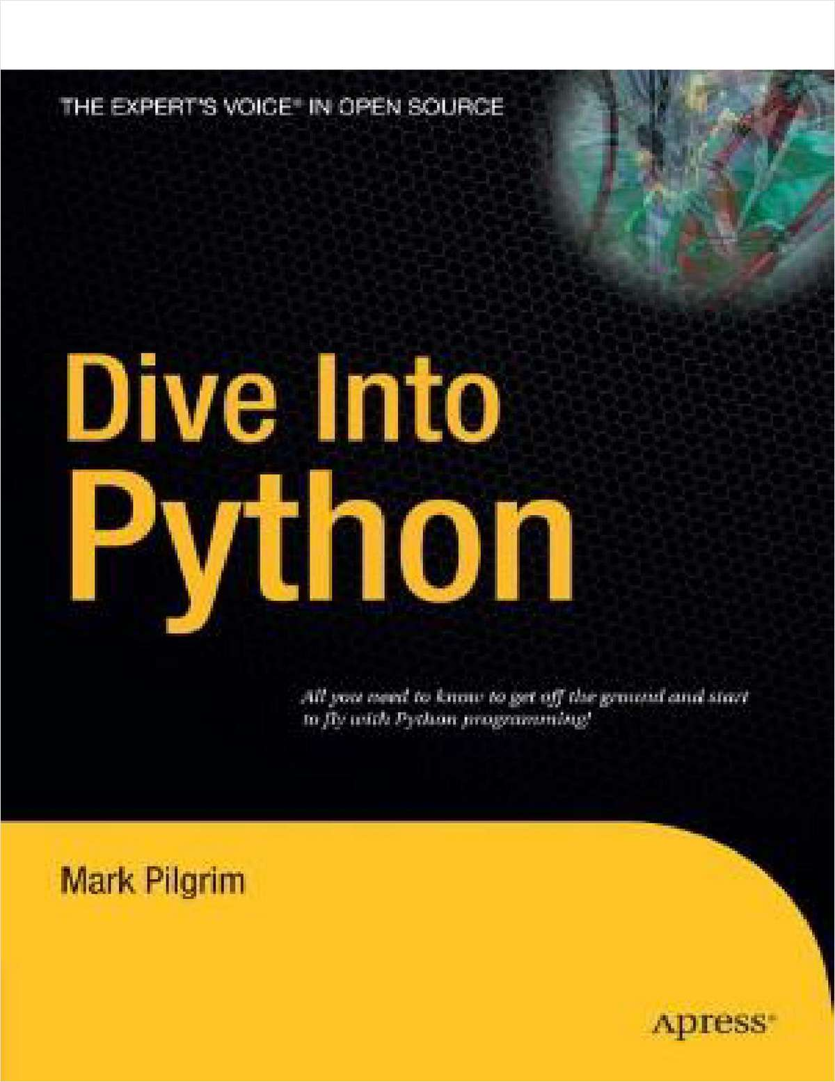 Dive Into Python--Free 328 Page eBook