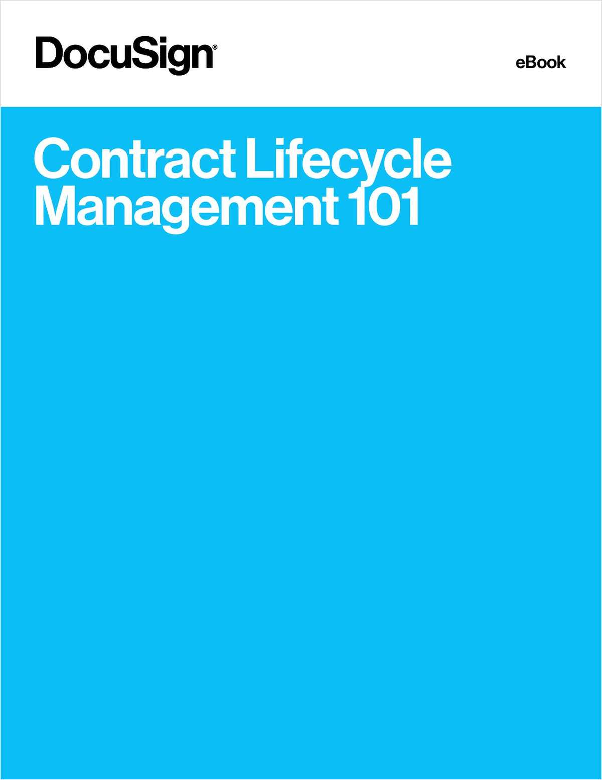 Contract Lifecycle Management 101