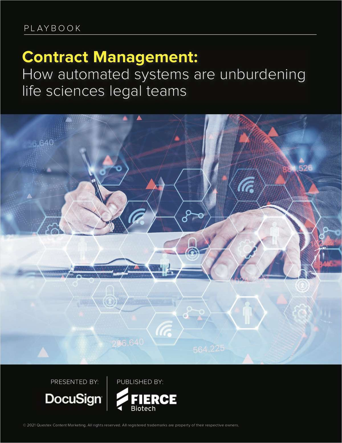 Contract management: How automated systems are unburdening life sciences legal teams