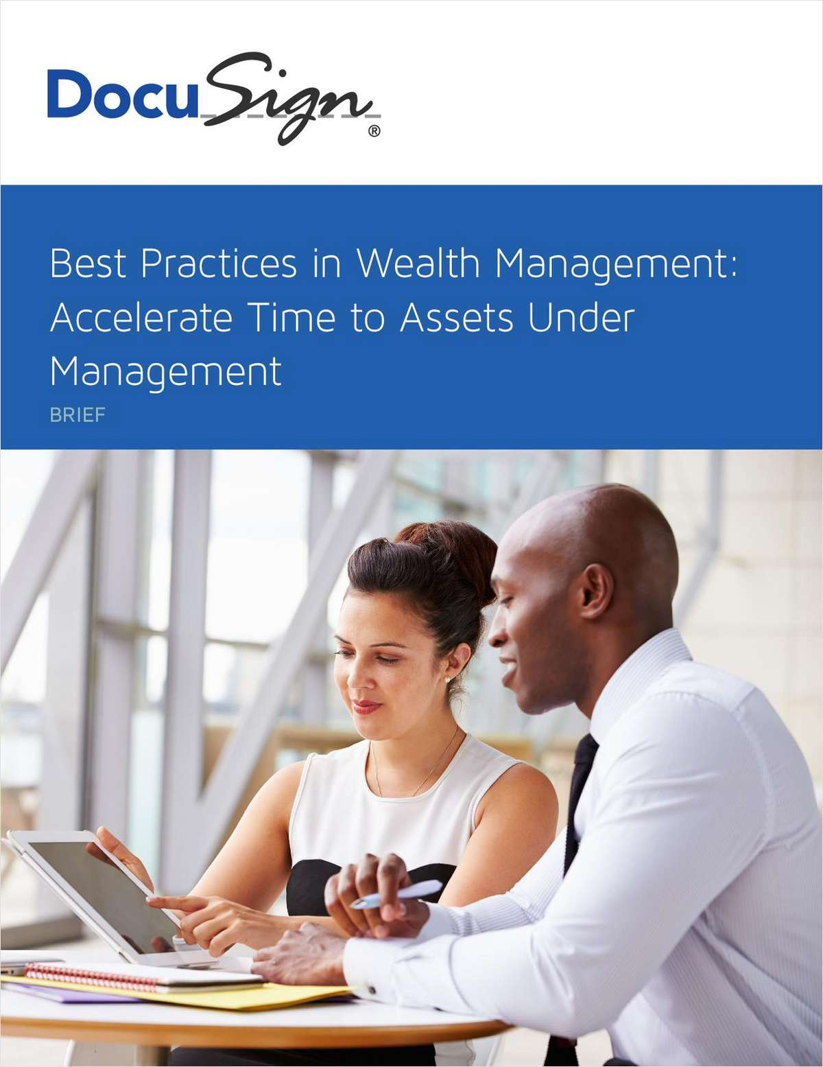 How to Accelerate Time to Assets Under Management & Reduce Costs