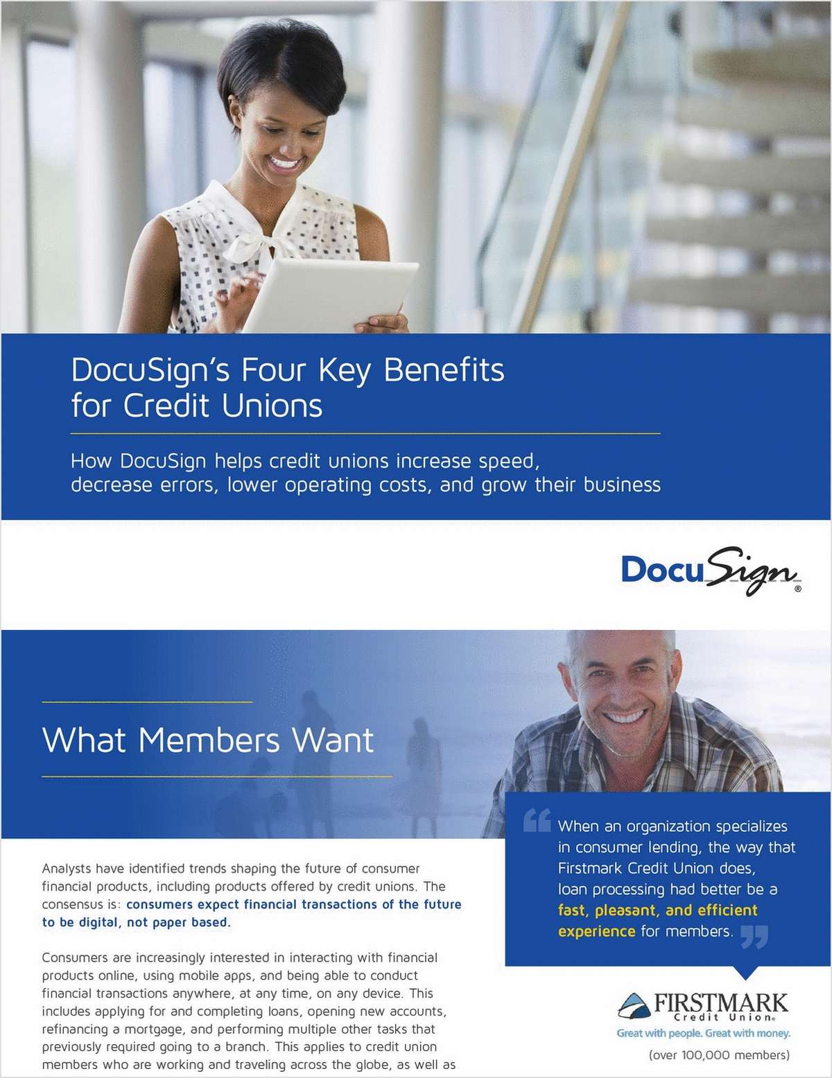 4 Key Benefits of Taking Your CU Digital