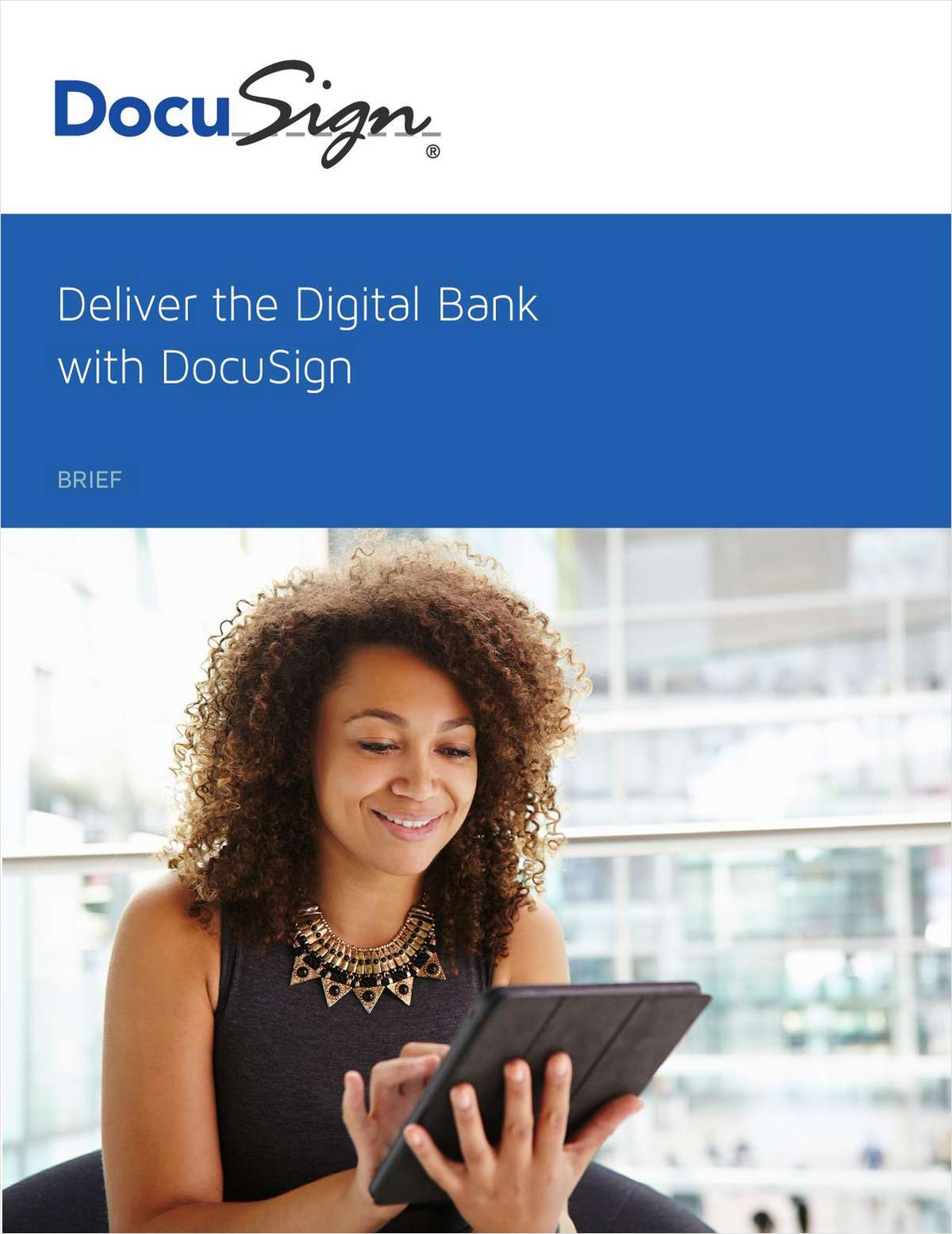 Delivering the Digital Bank: Reduce Costs & Increase Efficiency