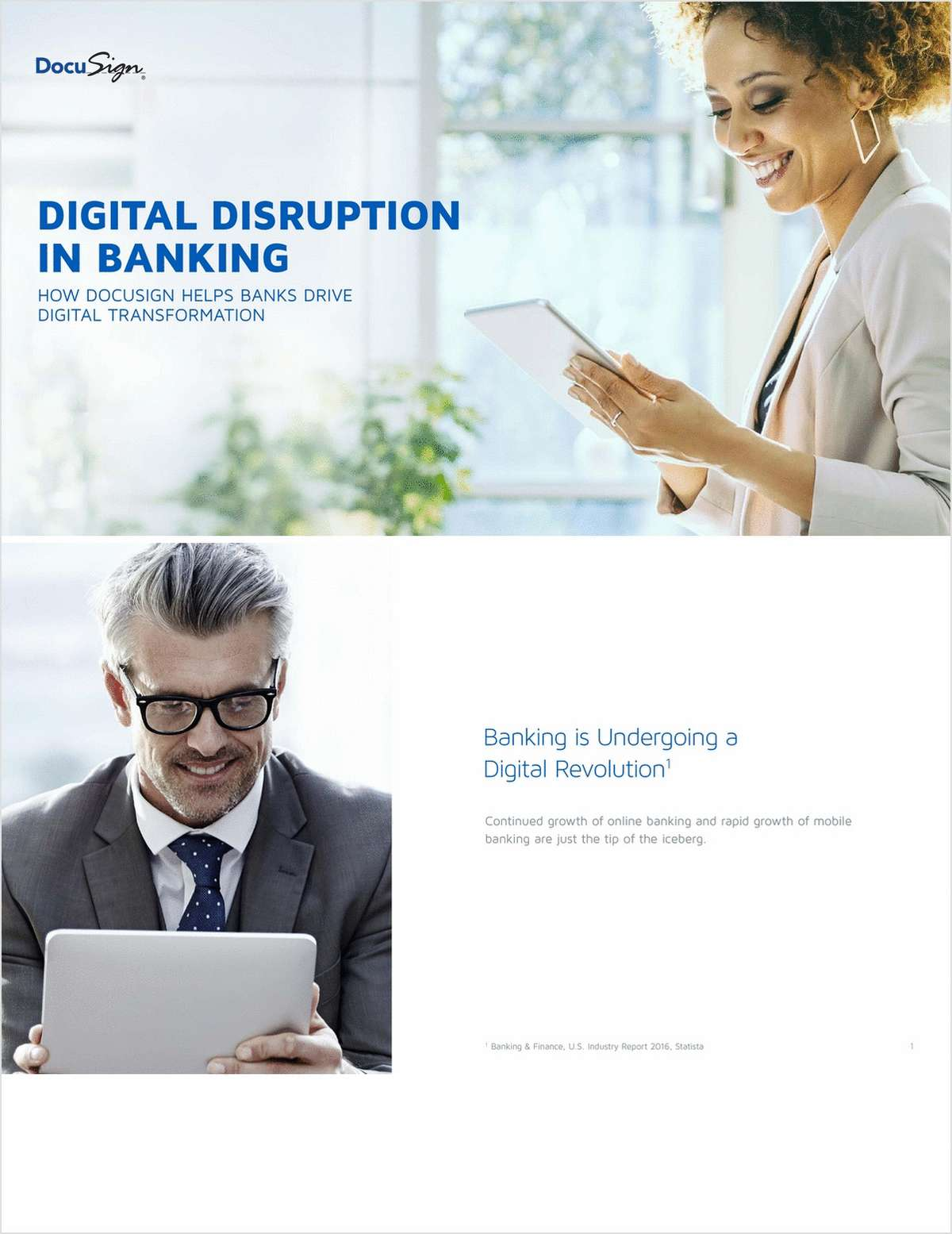 Digital Disruption in Banking: How Digital Transformation Helps Financial Institutions Thrive