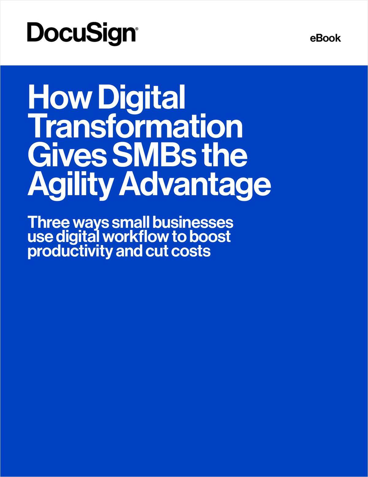 How Digital Transformation Gives SMBs the Agility Advantage