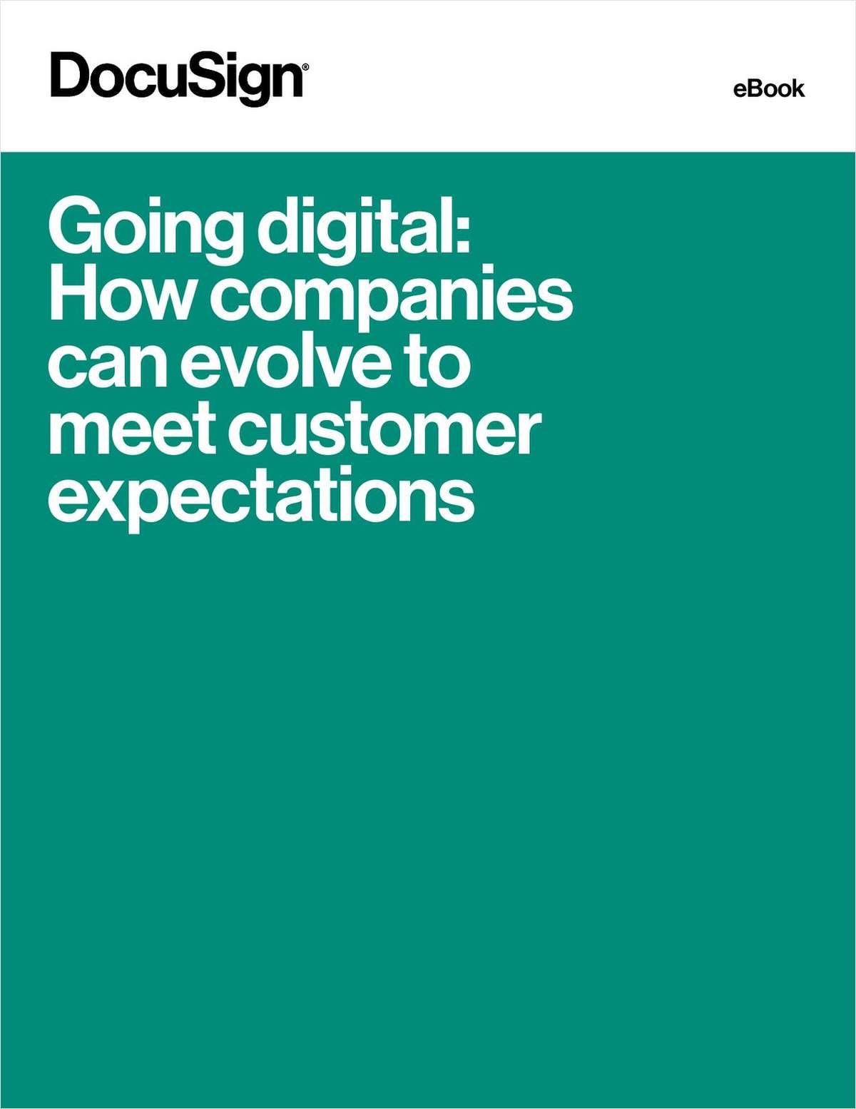 Going digital: How companies can evolve to meet customer expectations