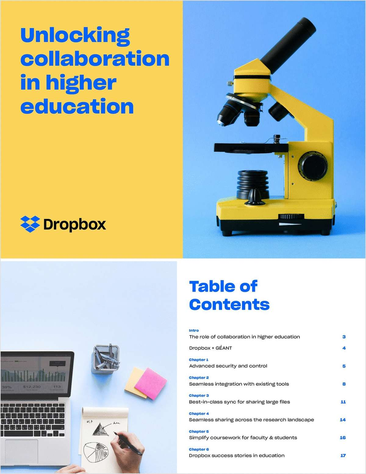 Unlocking Collaboration in Higher Education Fuels Innovation